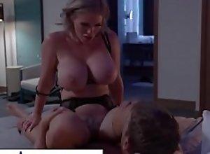 Naughty America Big tit blonde pornstar Casca..