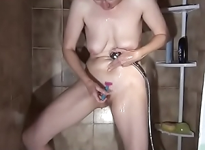 My Mom Shave the brush pussy