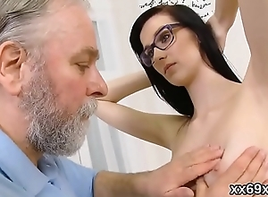 Doctor hint hymen active and virgin piece of baggage riding