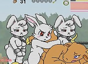 Furry game : Naughty Rabbit more at-&gt_..