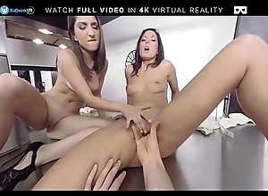 BaDoink VR Threesome Sex With Alexa Tomas And..