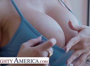 Naughty America - Casca Akashova fucks the..