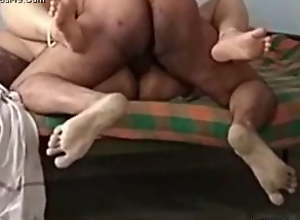 Indian maid accidental creampie