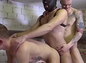 THREESOME AT SEXSHOP