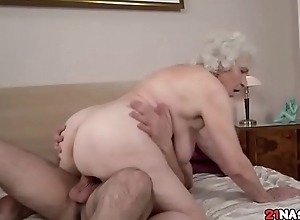 Goldilocks Busty Grandma Norma Gender
