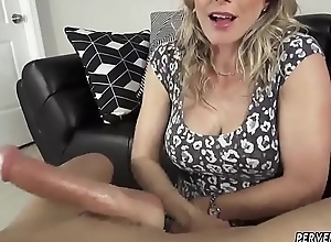 Blowjob in order of nourisher Cory Pursue in..
