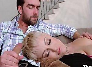 Sentimental Sleeping Stepmom Snatch- Ryan Keely