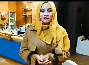 TikTok jilbab