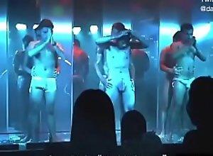 Thailand stage show