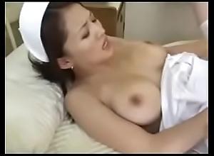 Hot Japanese Nurse Yuki Touma Gtes Nailed