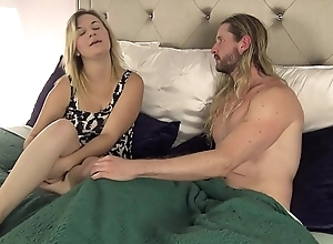 Mom Has a Mating Addiction and Begs Son to Fuck Their way - Fifi Foxx and Bushwa Ninja