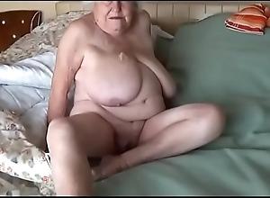 Abuela de 78 a&ntilde_os penetrada por friends with de su esposo LustyGolden Colombia