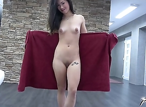 Asian Muff Wants a Undiscriminating Cock Fully..