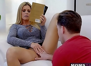 Great White Father Wife India Summer Plays With StepSons Huge Cock! S7:E10
