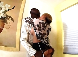 Gorgeous milf with special full of cum