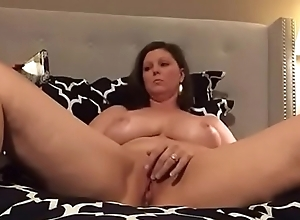 Hot Mom Rubs Clit Watching Bull dyke Orgy..