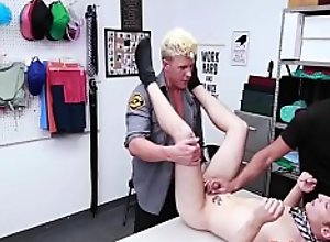 Gay Couple Get Caught Forced By Horny Cop