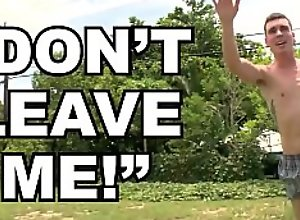 BAIT BUS - Vanessa Foxx Helps Cameron Kincade..