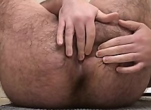 Showing off my ass hole