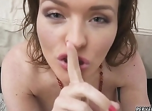 Luring blowjob sex Krissy Lynn back Chum around..