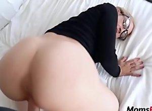 Mom, I'm Not Just Your Fuck Stick- Sarah Vandella