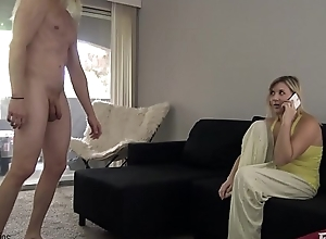 Mom Gets Fucked By Sleepwalking Young gentleman..