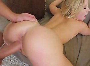 Delicious Blonde Teen Bailey Brooke Getting Her..