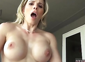 Obese jugs mom just about lingerie fucking Cory..