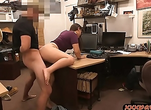Clasp bitches screwed by horny pawn man
