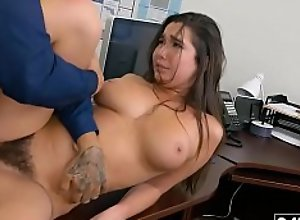Hairy Pussy office sex