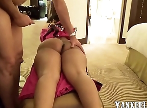 Indian bhabi showing ass and fucked lasting