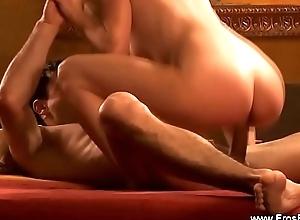 Anal Blonde Rides Indian Horseshit