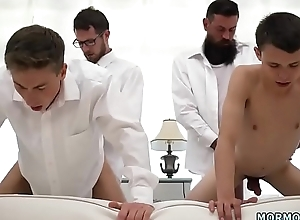 Scanty boys clips gay Elders Garrett and xxx..