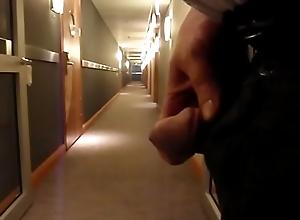 Me pissing around indoors as 18 y/o caitiff public schoolmate