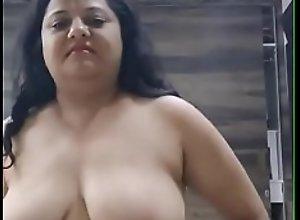 chubby Indian aunty fucking