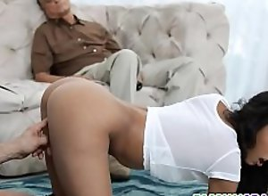 Perv Uncle Fingering 18yo Teen's Pussy - Claire..