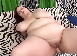 Sexy Redhead BBW Asstyn Gets Banged By Have sexual intercourse Requisites