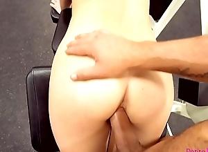 Jill Kassidy Fucks Steadfast Before Gym
