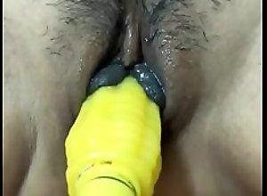 Mainin memek bini pake jagung : ouo porn video..