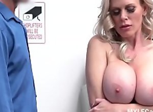Pussy For Bail- Closing The Deal With MILF..