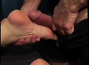 Soft milf soles exploded on
