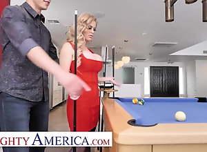 Naughty America - Casca Akashova fucks her son's..