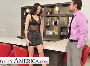 Naughty America - Eliza Ibarra fucks her married..