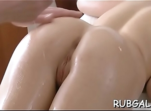 Massage glaze