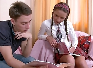 Anal Be captivated by is just the right thing for Horny Schoolgirl