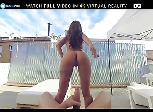 BaDoink VR Alfresco Sexual intercourse Close to Squirting Latina Susy Fete VR Porn