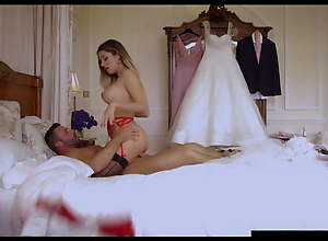 I fuck my step sister just before her wedding