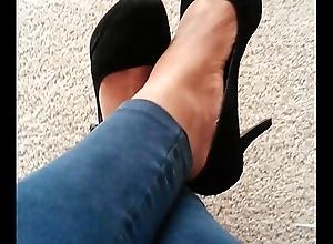 Highheels shoe play