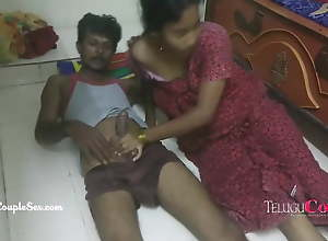 Telugu hot couper part 1