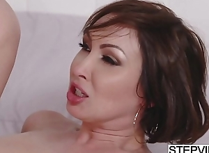 Nancy Yasmin Scott seducing her nephew
